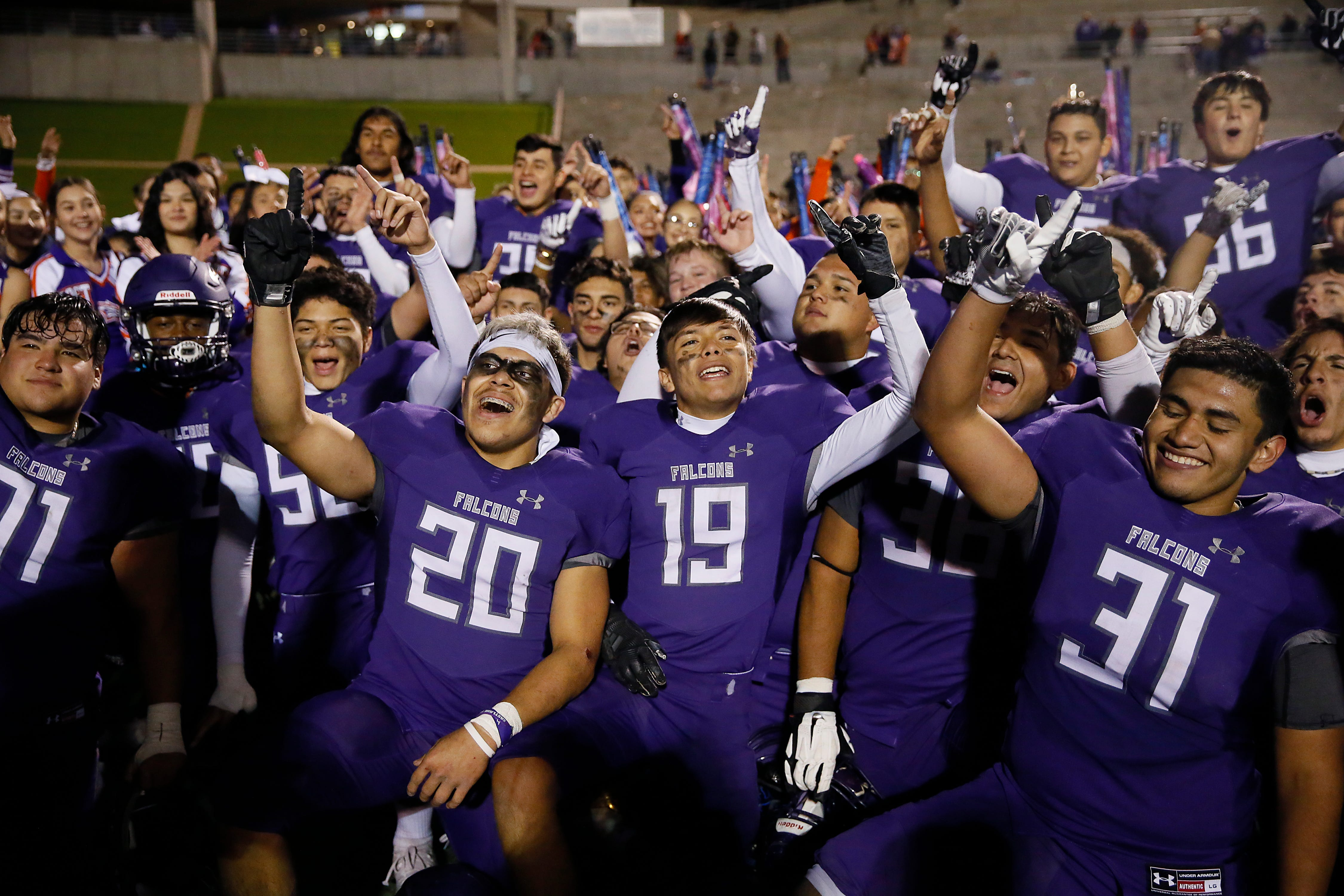 El Paso High School Football The Scoop And Predictions On Playoff Matchups