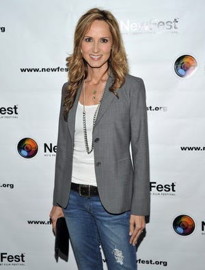 """Singer Chely Wright attends the screening of """"Wish Me Away"""" at on July 22, 2011 in New York."""