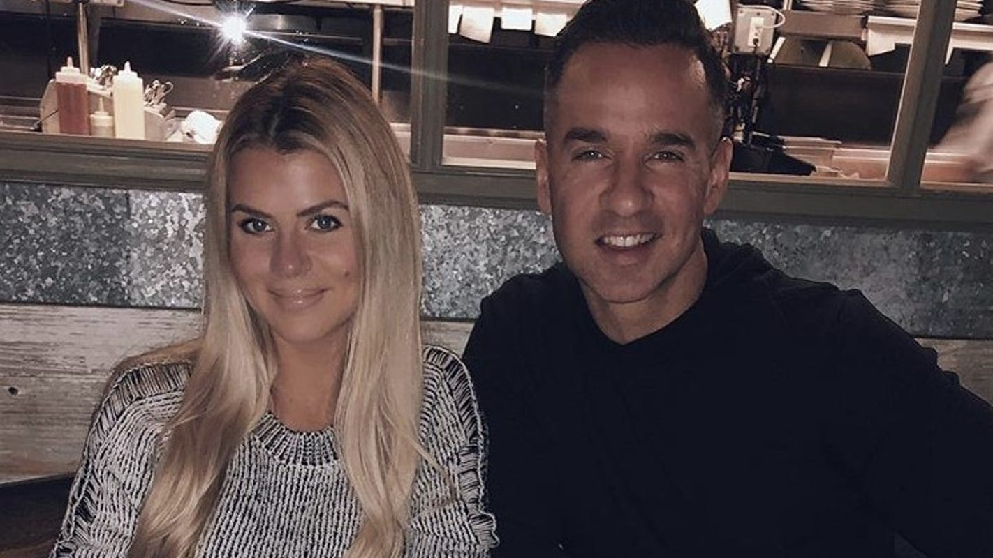 'Jersey Shore': Mike 'The Situation' Sorrentino, Lauren move into new Holmdel home