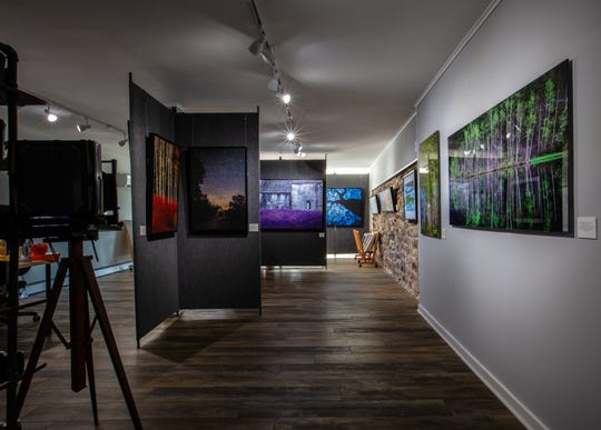Local award winning professional photographer Loren Fisher of Somerville has opened the LorenPhotos Gallery, his inaugural photography gallery at the intersection of Lamington Road, Main Street and Route 202 in Bedminster.