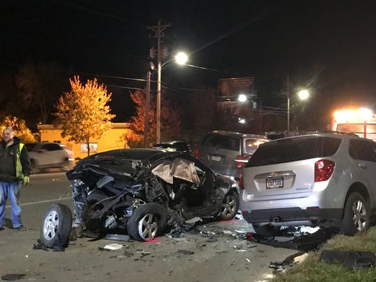 How To Find Out About Recent Car Accidents >> Des Moines Three Sent To The Hospital In Multi Vehicle Crash
