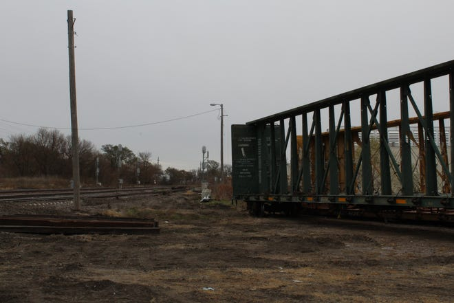 A train derailment Saturday night caused the evacuation of nearby business after a reported gas leak. The cause of the derailment remains unknown, but Union Pacific removed the cars before Sunday afternoon.