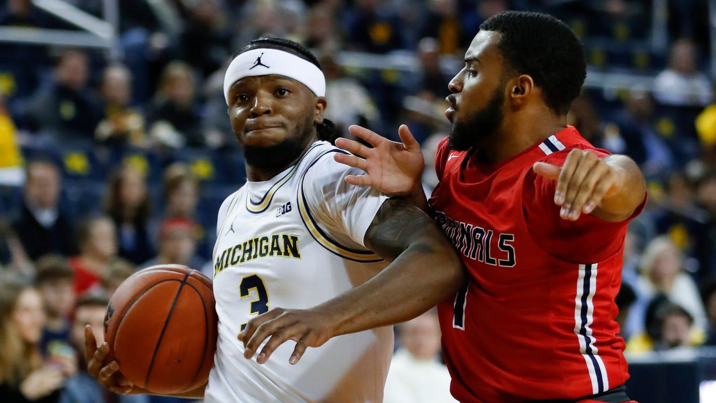 Five Bold Predictions For Michigan Basketball S 2019 20 Season