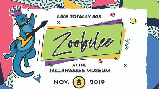 On Nov. 8, the Tallahassee Museum is hosting a Like Totally 80s Zoobilee party to raise money towards education, preservation and conservation services to the Tallahassee community.