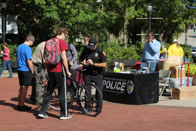 The Strive Not to Drive event encouraged students to use sustainable methods of transportation, such as cycling.