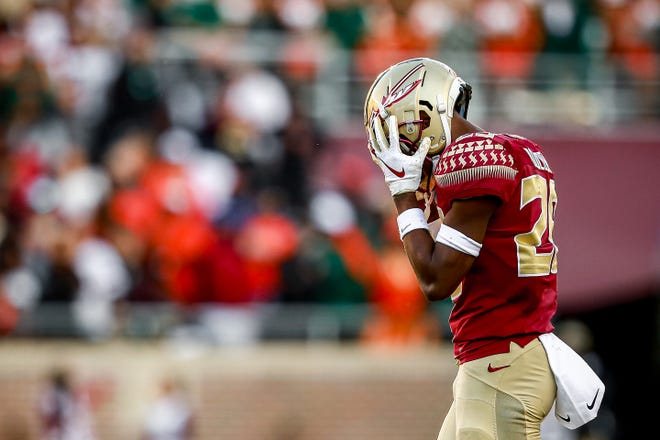 Saturday's 27-10 loss is the first margin of victory in the double digits in the rivalry since FSU's 41-14 win against Miami in 2013.