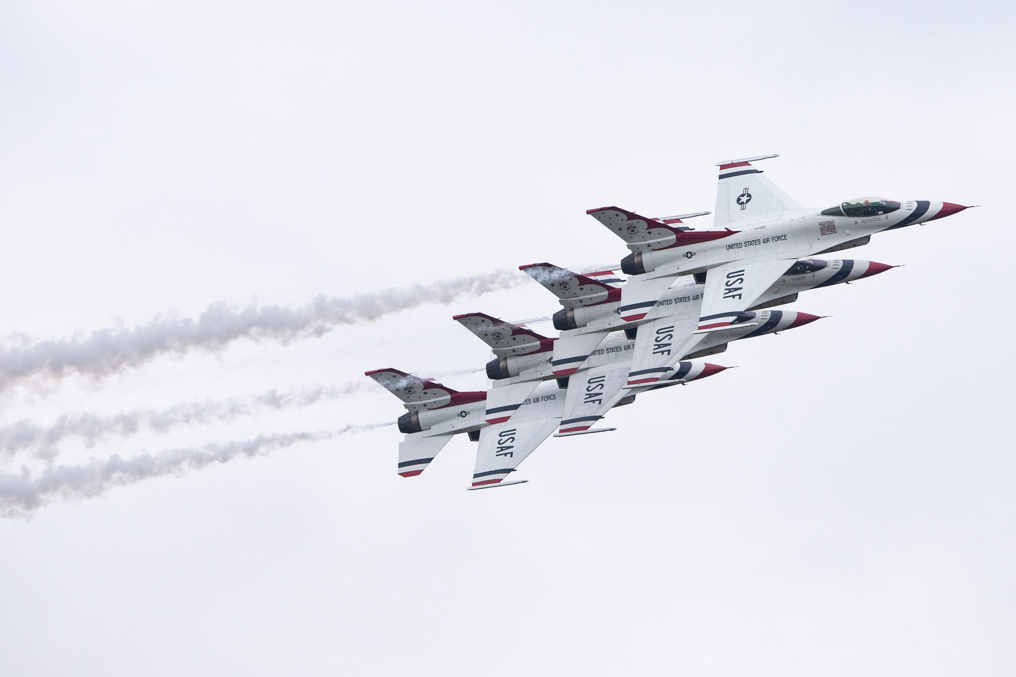 US Air Force Thunderbirds to headline 2021 Great Tennessee Air Show