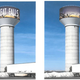 City staff is recommending this mural for the new water tower on Gore Hill but the City Commission will decide, possibly on Tuesday. This is the same mural, showing different sides.