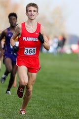 Plainfield's Dalton Kane