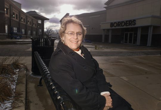 Sonya Margerum, shown here in 2003, was West Lafayette mayor for 24 years.