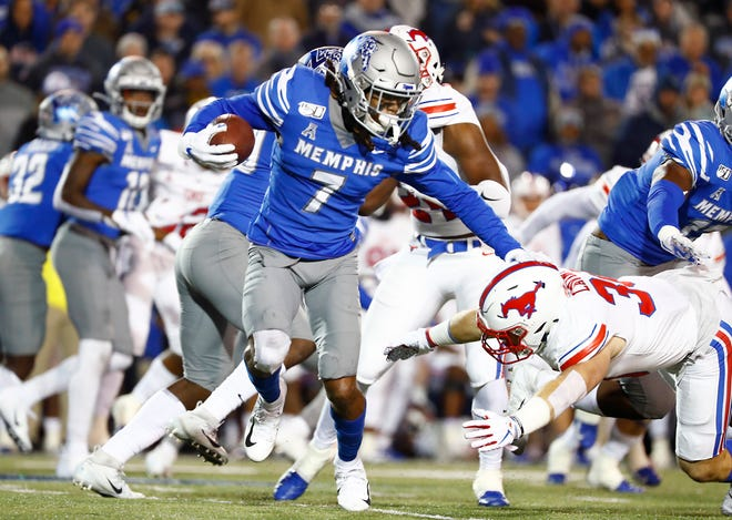Memphis Football Tigers Have Clear Path To Cotton Bowl