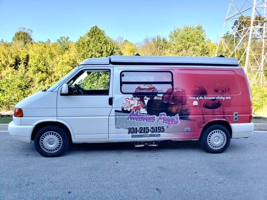 Mama Pug's mobile dessert truck opened in October.