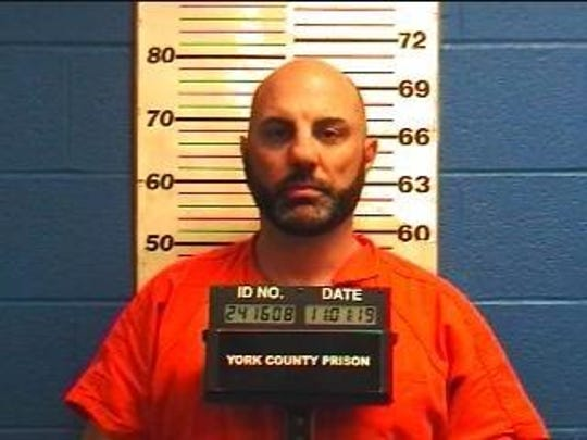 Bill Hynes, 47, of York.