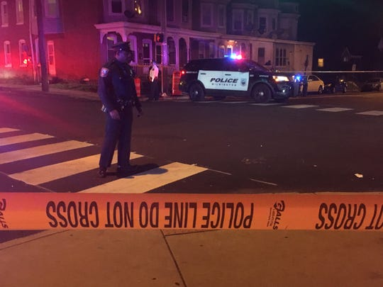 A 16-year-old boy was shot in the 3000 block of Washington St. on Saturday, Nov. 2, 2019.
