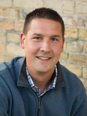 Chad Doran, Appleton's communications coordinator, is running for mayor.