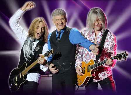 "Dennis DeYoung celebrates Styx's ""The Grand Illusion"" and the band's other hits when he plays at the Admiral Theatre March 21."
