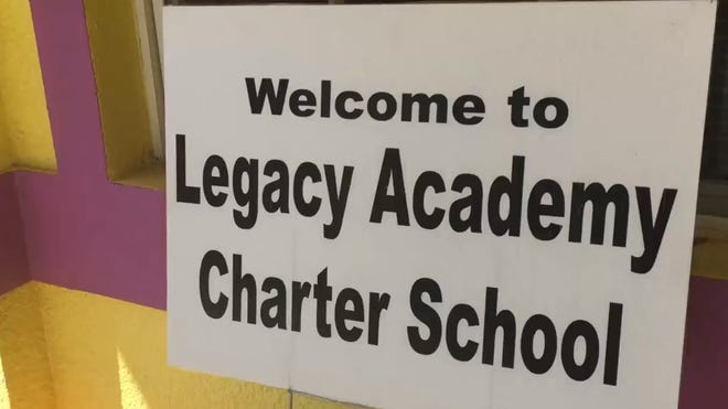 A school district review of Legacy Academy in Titusville revealed a number of problems at the charter school.