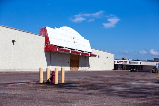 The owner of what was once the Kmart in Portland has plans to demolish the building and build a retail strip center in its place.