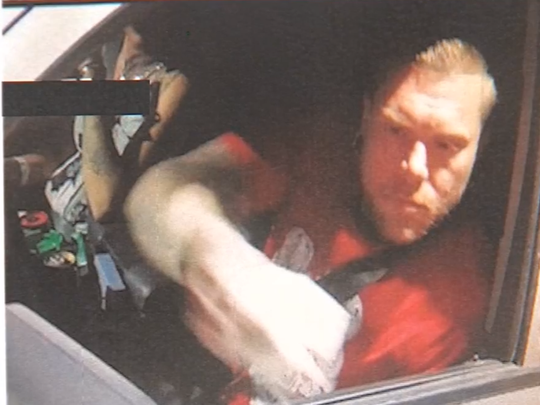 The Kleberg County Sheriff's Office released this photo of two persons of interest in connection with the deaths of James and Michelle Butler.