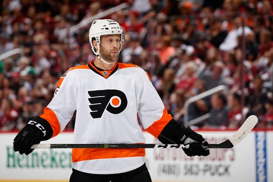Nick Schultz, a former Flyers defenseman, is now traveling North America helping groom the next set of blueliners.