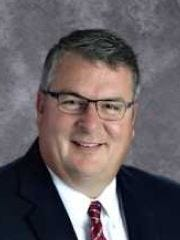 Northwest Local School District Superintendent Todd Bowling encourages voters to pass levy.