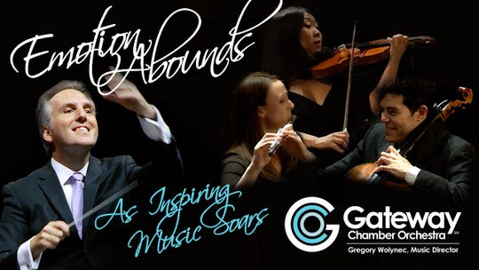 Season tickets are available now for the Gateway Chamber Orchestra's 2019-20 season – Emotion Abounds. This season presents the works of Franz Joseph Hayden, Wolfgang Amadeus Mozart and other composers who have come to define the GCO's sound and approach, as well as a wide selection of top-notch guest performances.