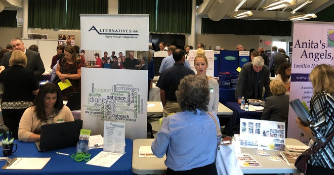 The 2019 Hunterdon County Job Fair held Sept. 25 at the county complex in Raritan Township drew 257 job seekers who had the opportunity to meet more than 40 employers looking to fill a variety of positions.