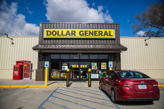 This Dollar General store in Ogden in 2019.