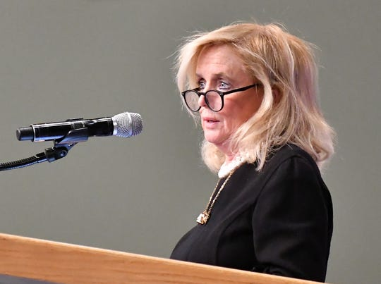 Rep. Debbie Dingell.