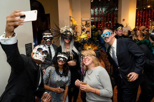 "The Rockwell Museum will host ""Rockwell After Dark: A Masquerade Gala"" Saturday evening."