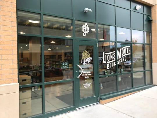 The Lion's Mouth Bookstore, 401 N. Washington St., Suite 107, opened in downtown Green Bay on Nov. 4.