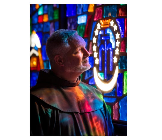 Father Patrick Tuttle of St. Anthony of Padua Catholic Church