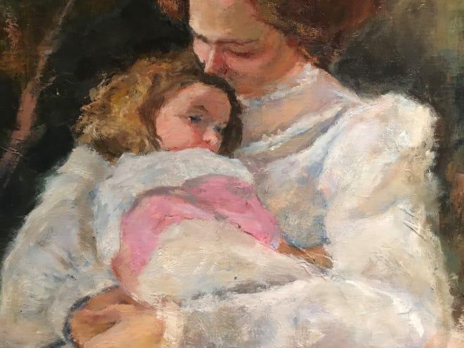 """Hush a Bye"" by Carol Bosko"