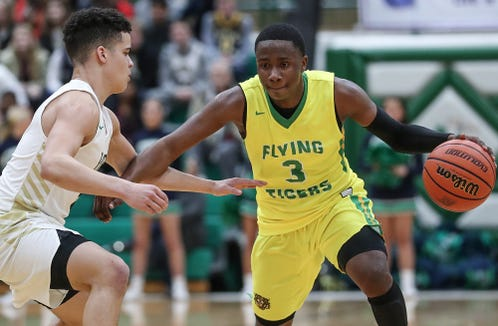 Crispus Attucks guard Sincere McMahon is among the top Indianapolis players to watch this season.