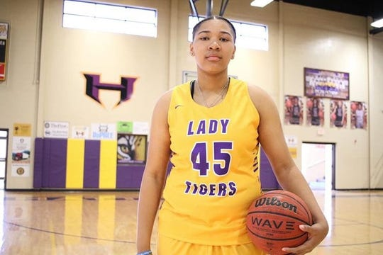 Hattiesburg's Melyia Grayson is a member of the 2019-20 Dandy Dozen.