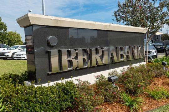 Iberia Bank announces mergerwith First Horizon. Monday, Nov. 4, 2019.