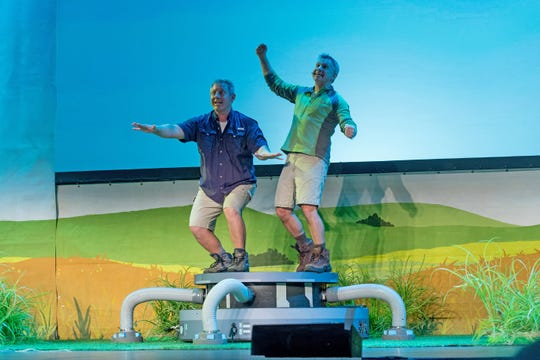 CAPA presents Wild Kratts LIVE 2.0: Activate Creature Power! at the Palace Theatre (34 W. Broad St.) at 1 p.m. Sunday, Nov. 24.