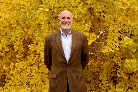 Mark Wourms is the executive director of Bernheim Arboretum and Research Forest.
