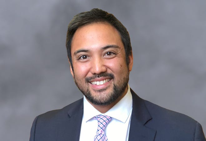 McLaren Greater Lansing's new Chief Operating Officer Jay E. de los Reyes, MSHA, MBA.
