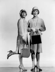 "Tony Curtis and Jack Lemmon are ""Josphine"" and ""Daphne"" in the classic ""Some Like It Hot,"" which screens Nov. 12 at the Orpheum."
