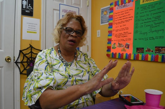 For 25 years, Ruth Rawlings Banks has been leading Feed the Needy, an organization that provides Thanksgiving and Easter food baskets to 3,600 struggling families in Shelby County. At a recent organizational meeting, she explained what goes into making that happen.