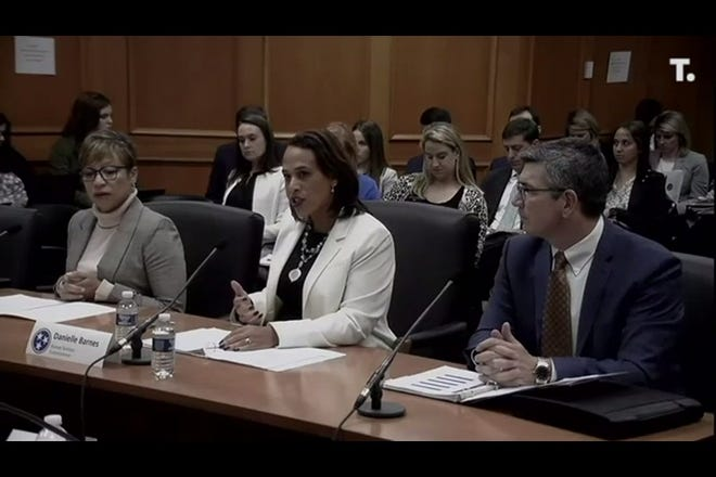 TN DHS budget hearing tanf