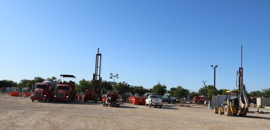 Drilling activity to remediate the Carlsbad Brine Well started in late September. Work should be complete in 2020.