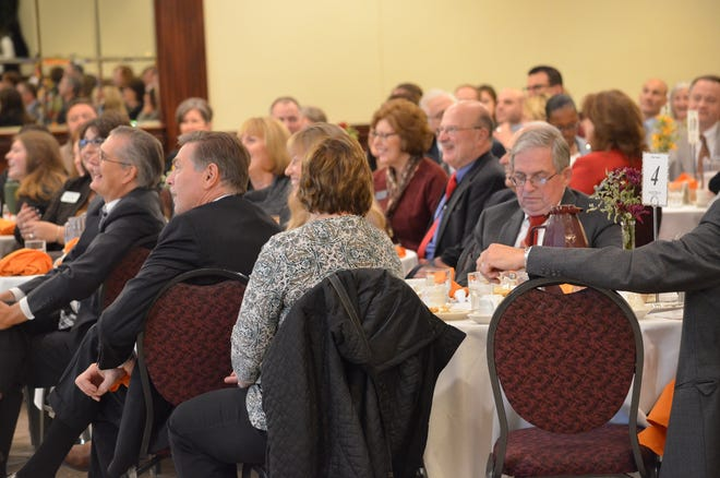 More than 200 people attended the luncheon, which served as a fundraiser for the Foundation's Competitive Edge College Savings Program for Livonia Public Schools kindergartners.