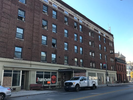 The Richard McAllister Hotel will house a new downtown Hanover restaurant called McAllister's on York by Spring 2020.