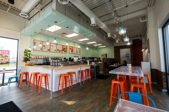 Tropical Smoothie Cafe has opened at 951 24th St. in Port Huron. The restaurant offers smoothies, wraps, sandwiches and flatbreads.
