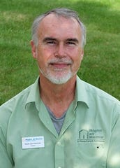 Keith Zimmerman owns three franchises with Right at Home, a personal home care business.