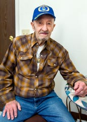 Martin Harka of Fernley is an Air Force veteran who served in the Korean and Vietnam wars.
