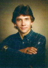 Donnivan Schaeffer, who was murdered in 1992 by Charles Rhines at the age of 22.