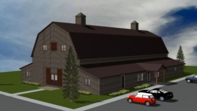 Flat-rate wedding barn coming to eastern Sioux Falls in 2021